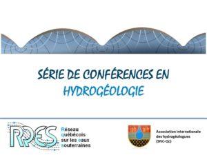 Conférence-webinaire: Apport des mesures distribuées de température par fibre optique pour tracer la dynamique des écoulements souterrains : application aux karsts et aux échanges nappe-rivières